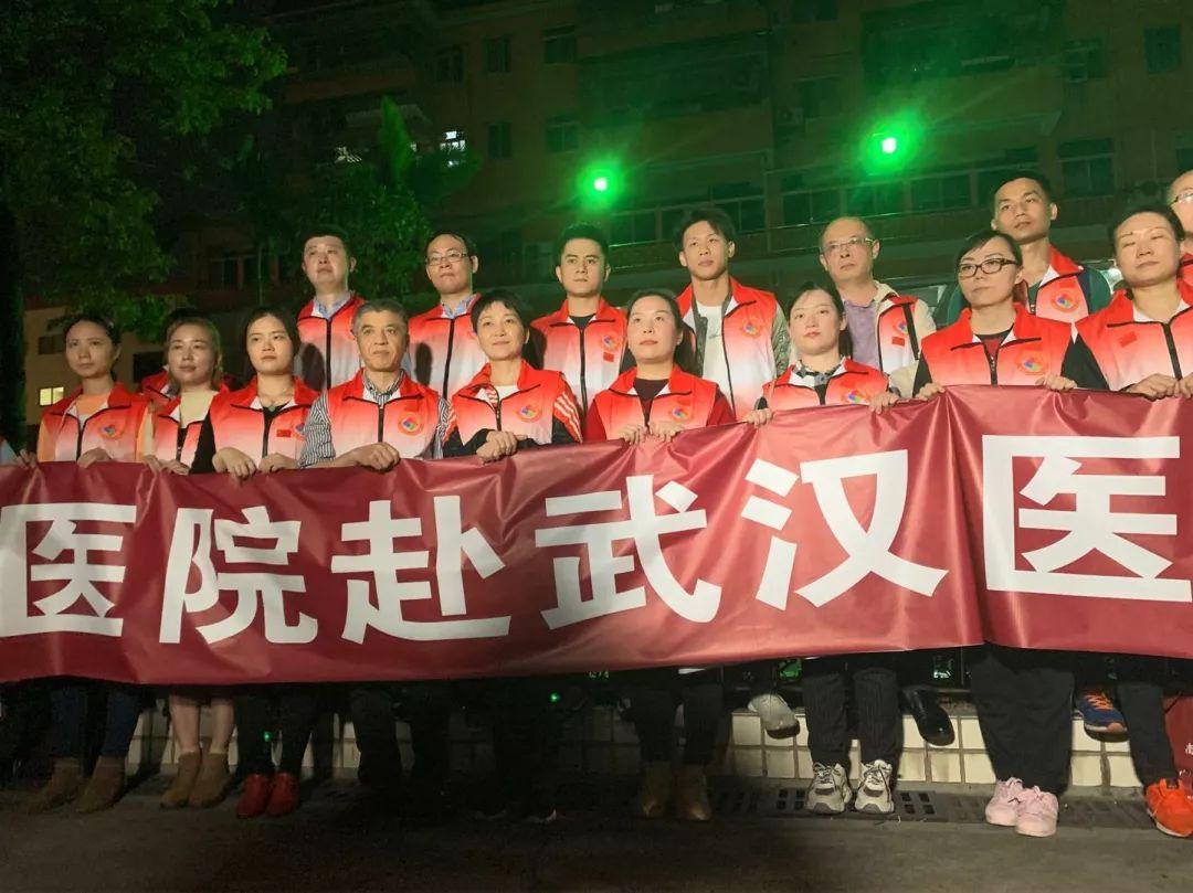 对话广东医疗队援助医生:从一团乱麻到逐步有序图片