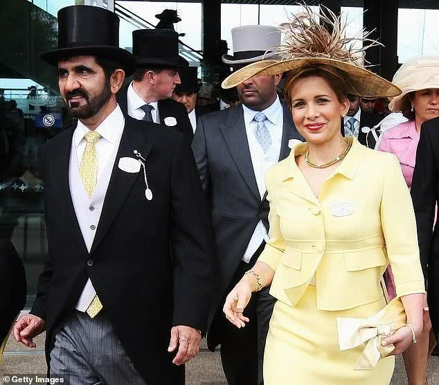 迪拜酋长离婚案判决保密要求被驳回,出师不利,碰了一鼻子灰