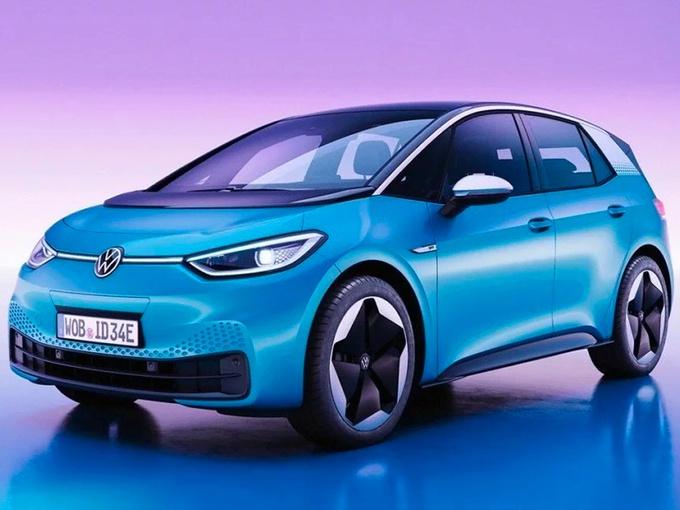"""大众全新纯电动车马上交付!它或成为未来的""""高尔夫"""""""