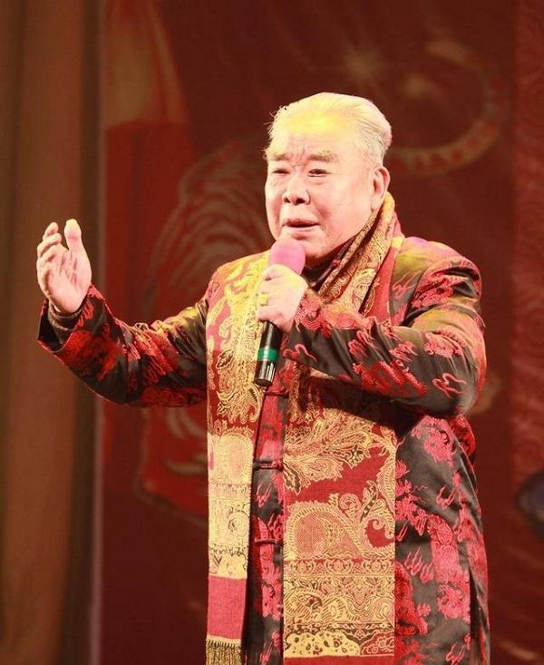 国家级非遗传承人、河南曲剧泰斗马骐去世,享年99岁