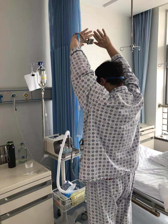 对话同济医院重症医生陆俊:康复后想吃热干面图片