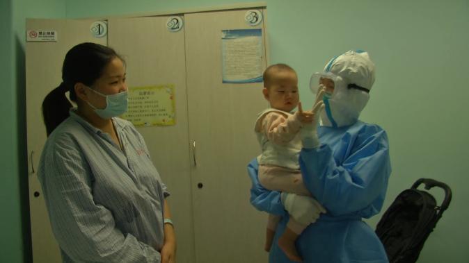 """央视:九月宝宝的战""""疫""""图片"""