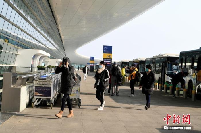 湖北省台办:还有800多名在鄂台胞希望尽快返台图片