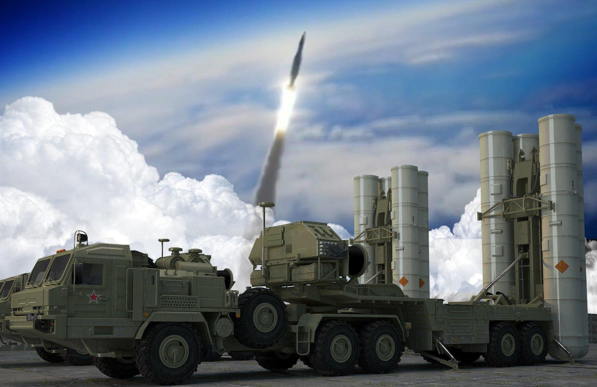 俄军最新S500防空导弹系统将于今年交付