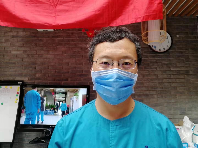 疫情下的北京120急救医生:手腕上都是防护服勒痕图片
