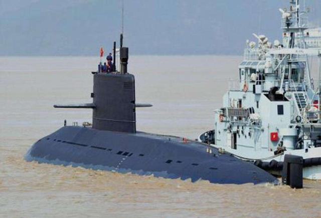 """中国武器的绝对""""拥趸""""!宁要S-26T潜艇,不要俄""""基洛""""级潜艇"""
