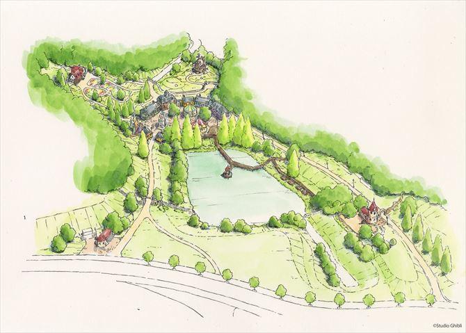 日本拟建主题公园 重现《千与千寻》《龙猫》场景