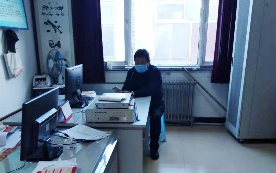 """顺义石家营村:每个村民都是战""""疫""""的一分子图片"""