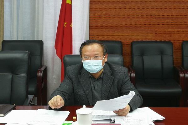 杨洪波要求为疫情防控提供坚强交通运输保障图片