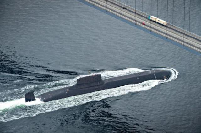巡逻美国海岸!俄罗斯海军已率先出动 093B核潜艇要学会跟进