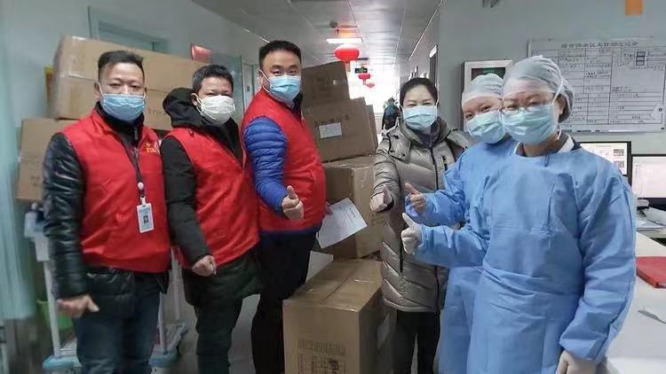 益海嘉里武汉企业群发运粮油7万余吨,保障市场供应图片