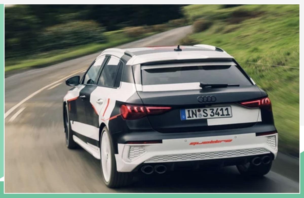 全新奥迪S3抢先看! 将于3月日内瓦车展亮相