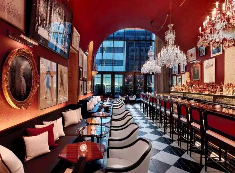 """到此一游 巴卡拉水晶酒店,梦中的纽约""""名利场"""""""