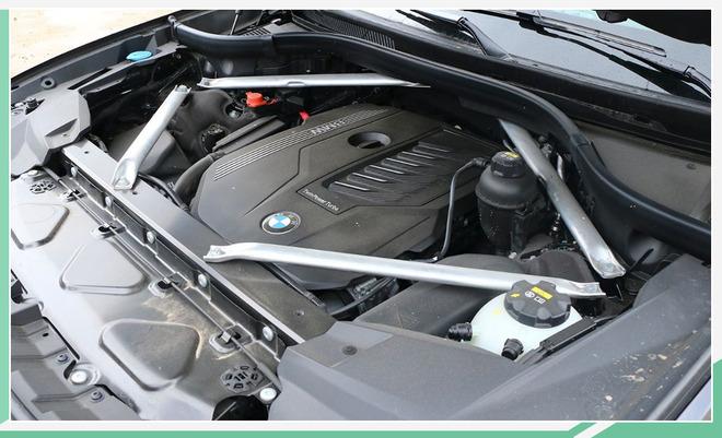 宝马X7推出2020款 新增两款xDrive40i车型