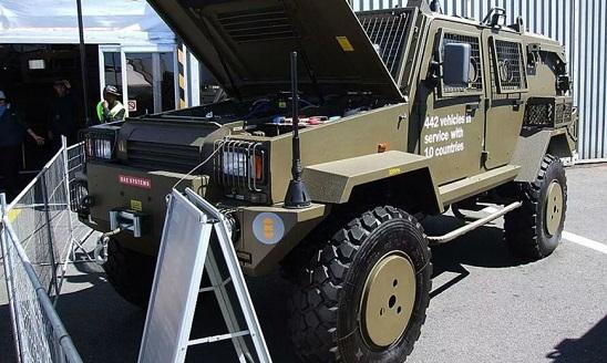 瑞典军方2辆装甲车被盗:超40万美元 可配备武器