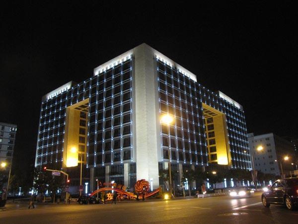 2020年1月北京市广渠门内商圈写字楼市场租赁情况