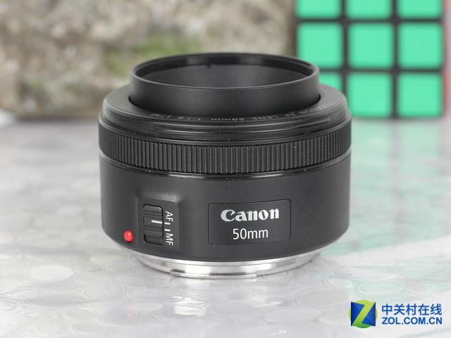 高性价比大光圈镜头 佳能EF 50mm F1.8