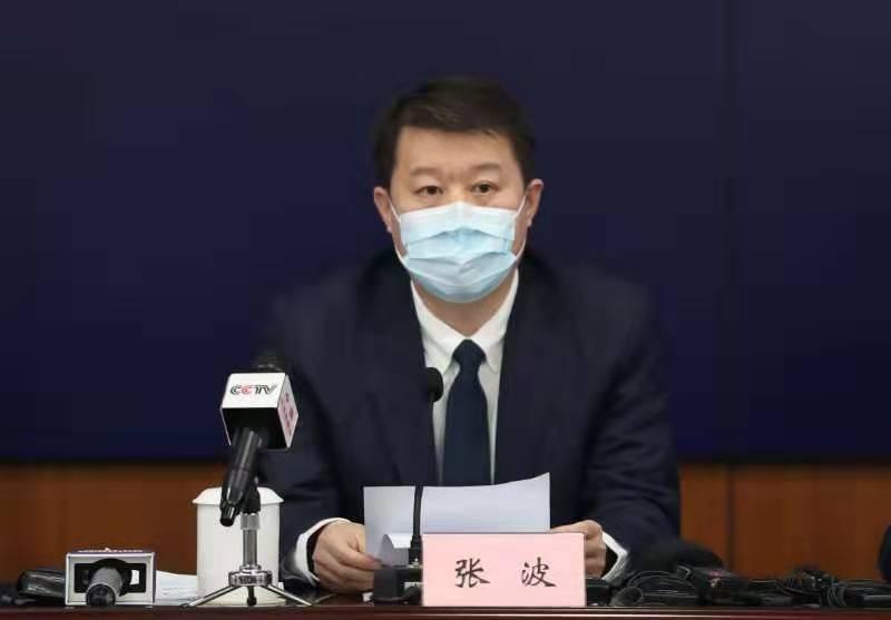 山西省卫生健康委员会副主任张波供图
