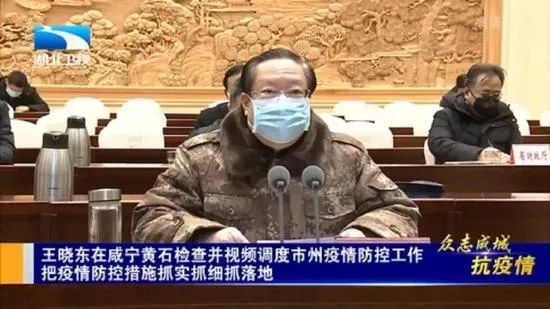 湖北省长:疫情向农村蔓延 这种干部就地免职图片