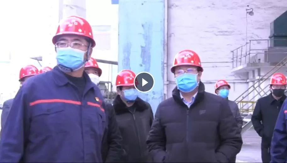 企业复工复产在即,县委书记来广普登门叮嘱