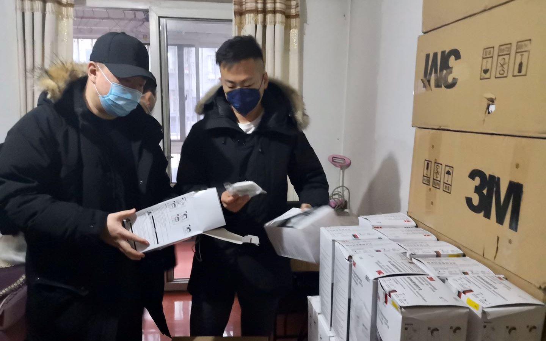 北京警方破获6起制售假口罩案,查扣口罩17万余只