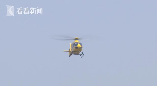 视频|4小时抵达武汉!爱心人士包直升机送400公斤物资图片