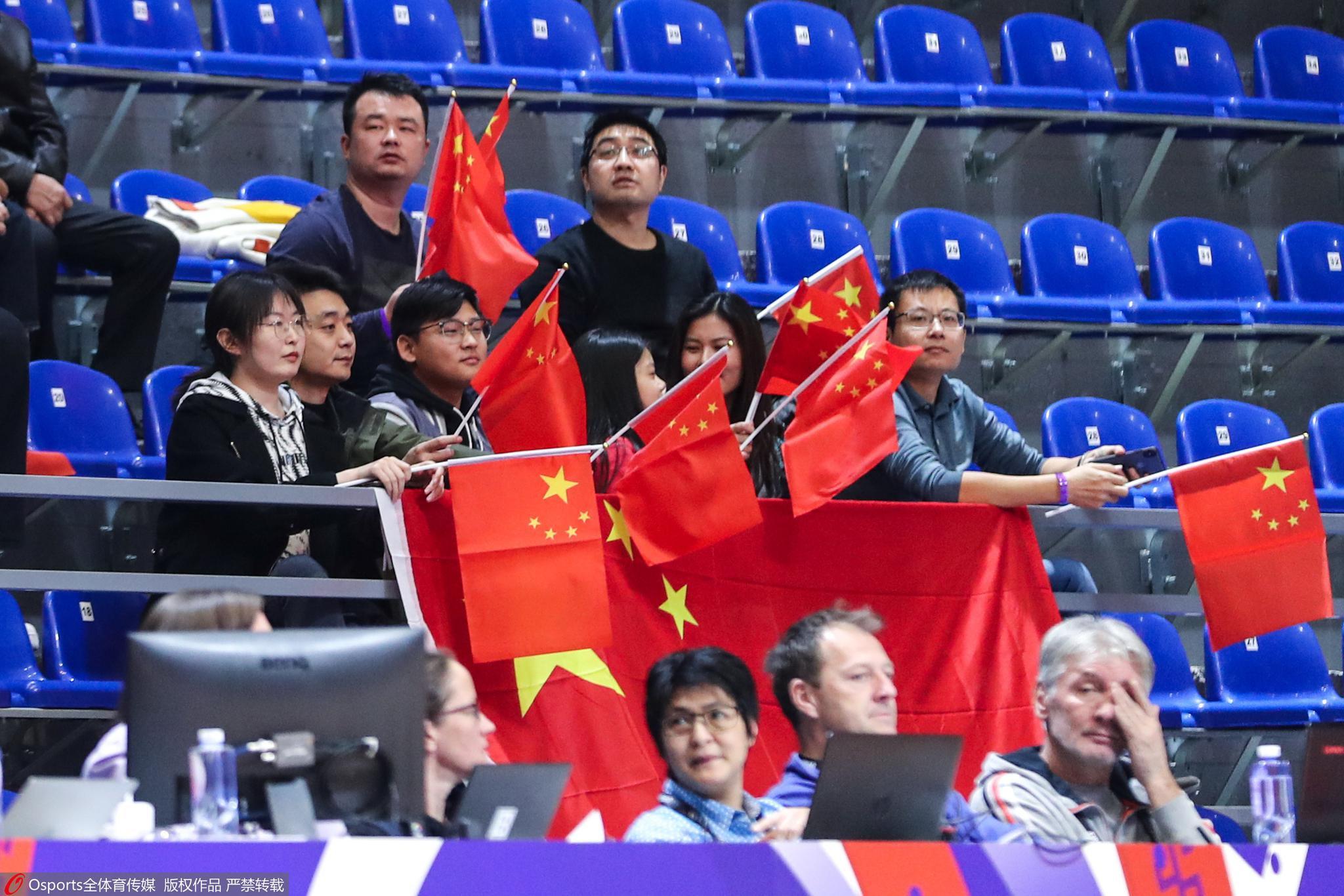 中国女篮冲奥成功,这样的胜利来得太是时候了