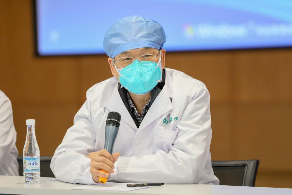 中国科学院院士陈孝平对新冠肺炎的诊断和救治提出具有哲学思维的诊疗意见