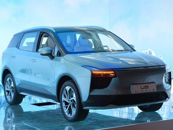 这家造车新势力第二款SUV即将发