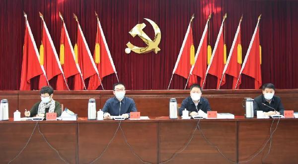 《内蒙古自治区志 · 纪检监察志(1950-2018)》通过评审图片