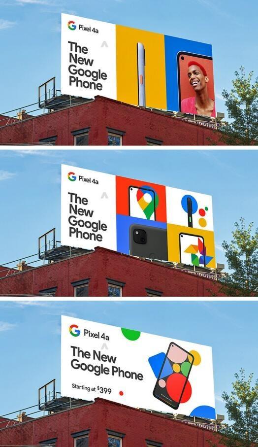 谷歌Pixel4a直接出价格?这样的曝光方式真的爱了