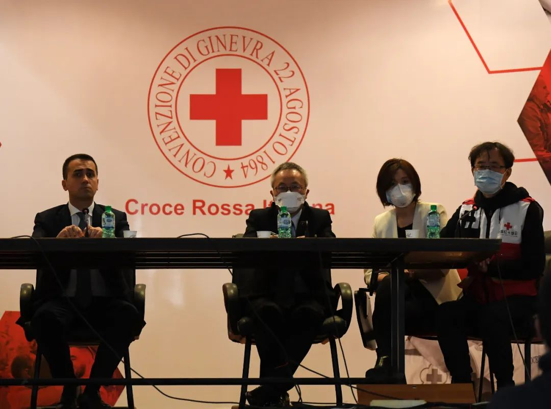 与疫情赛跑!中国专家组在意大利开工首日全记录图片