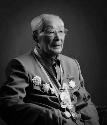 108岁老红军秦华礼在南京辞世图片