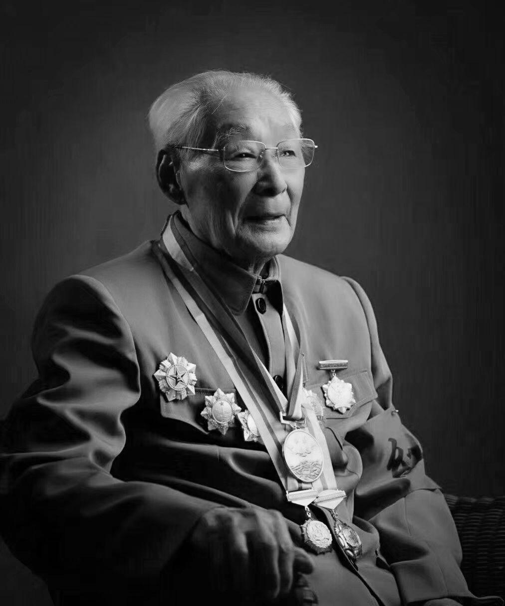 原南京邮电学院首任院长秦华礼逝世 享年108岁图片