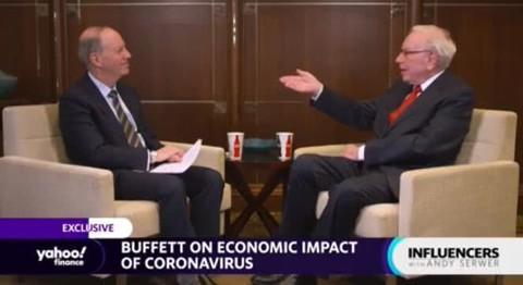 巴菲特宣布伯克希尔股东大会网上举行 称新冠肺炎不会阻止全球进步