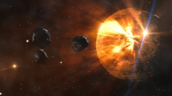 """探秘:天文学家在太阳系中发现了139个新的""""小行星"""""""