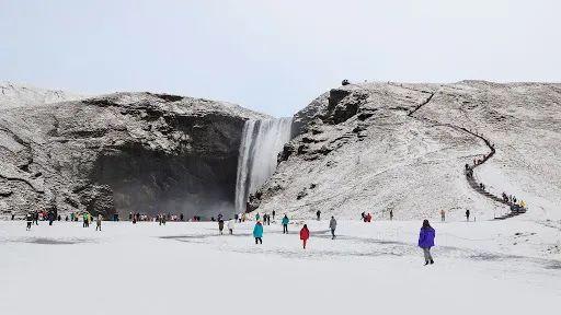 冰岛,被李诞刘昊然们带火的装X胜地