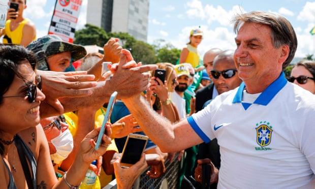 巴西总统博索纳罗(图:Getty)