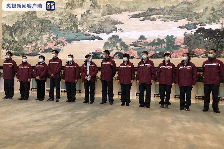 浙江组建12人中国抗疫医疗专家组赴意大利图片
