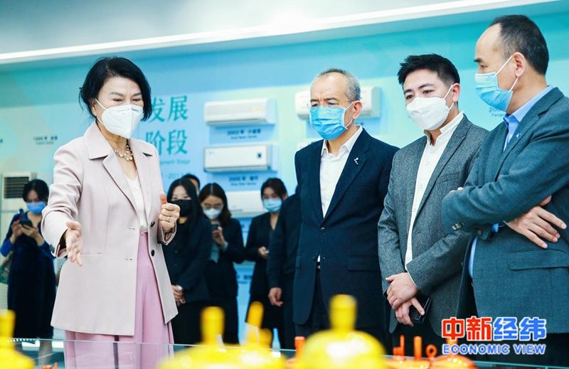董明珠:已研发出杀灭新冠病毒净化器 将投10亿生产高端医疗图片