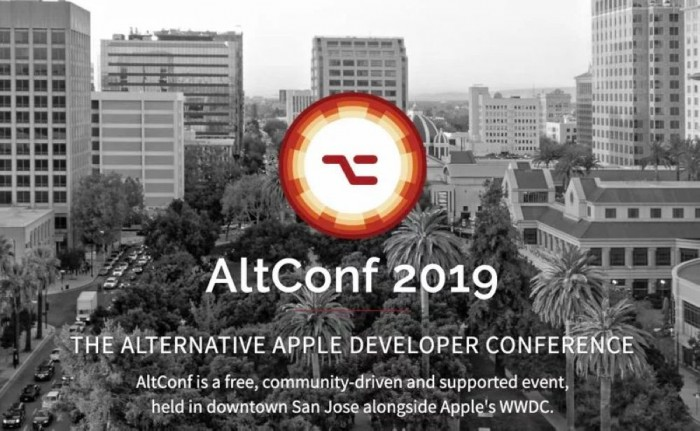 [图]WWDC改线上直播后 AltConf组织者宣布取消2020年的全球活动