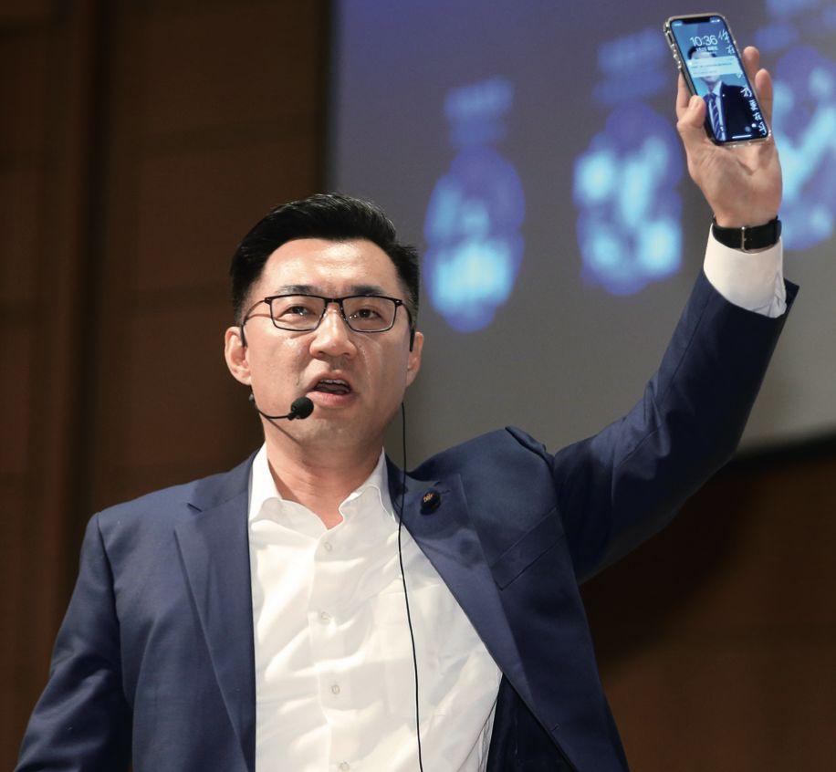江启臣:新生代的革新图片