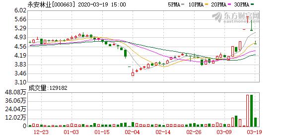 永安林业(000663)龙虎榜数据(03-19)