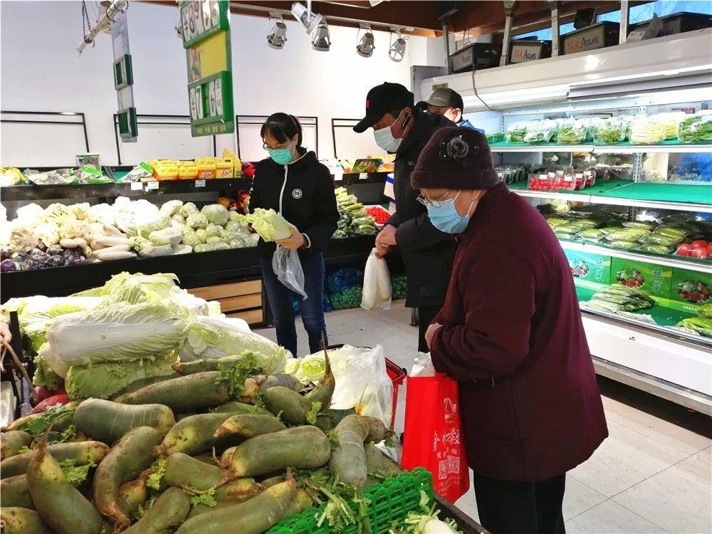 北京东城区1000万元奖励保供企业,80余企业门店已申报图片