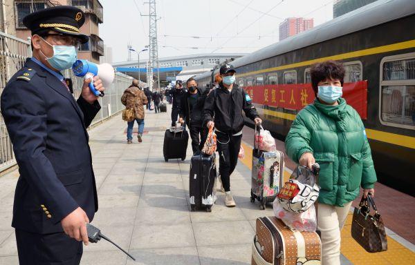 【蓝冠】媒关注破解疫蓝冠情期间复工难中国企业图片
