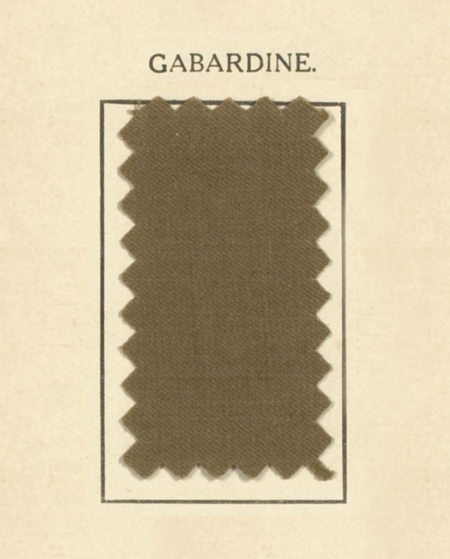 摩登日记|嘎巴甸、战壕服与博柏利的诞生图片