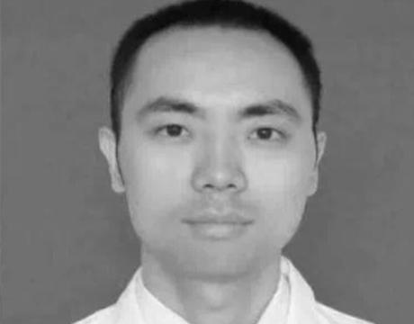 河南36岁医生抗疫时心脏骤停蓝冠,蓝冠图片