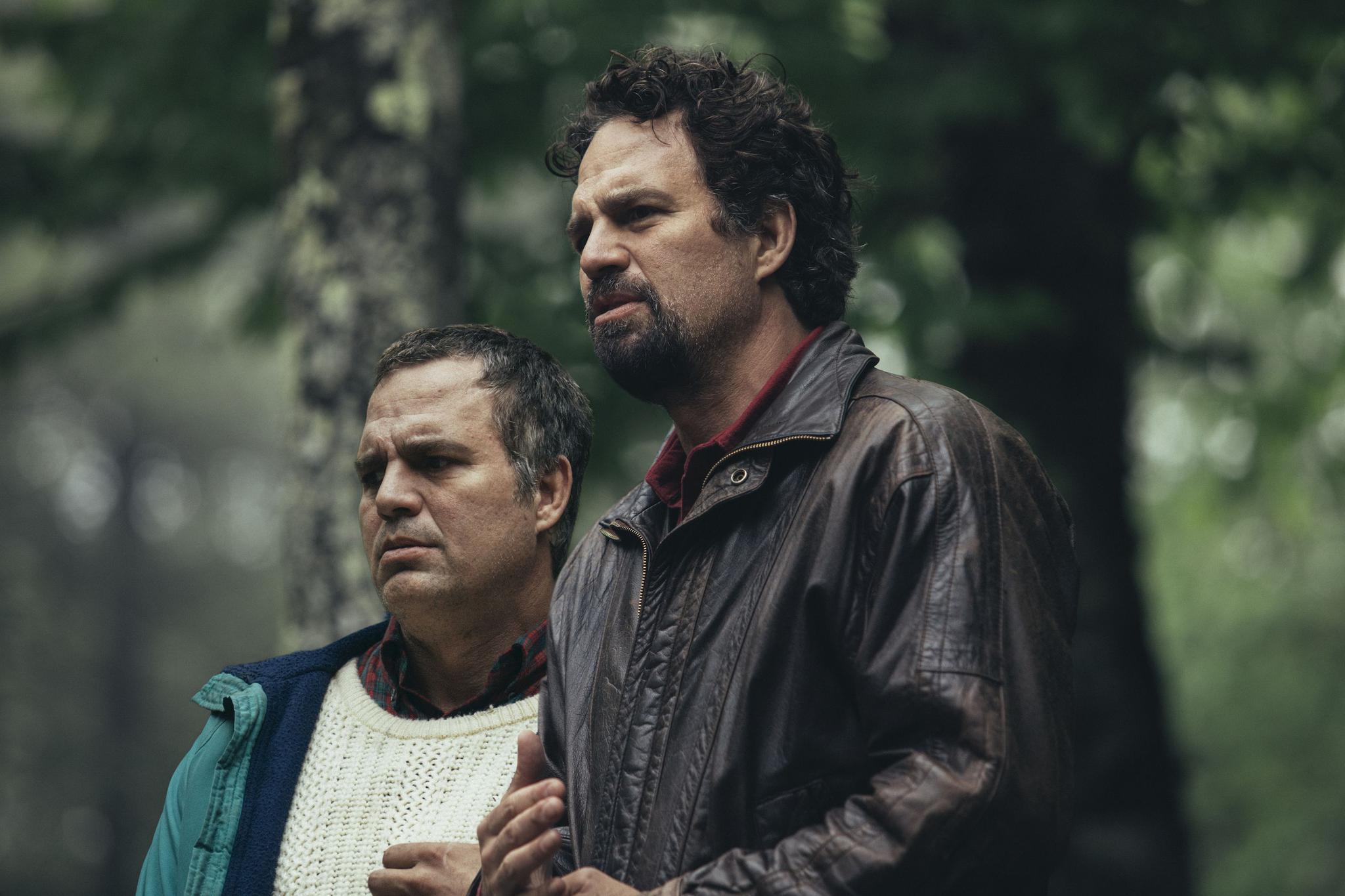 """""""绿巨人""""马克·鲁法洛HBO限定剧演双胞胎兄弟图片"""