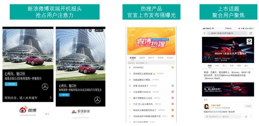 围观改变中国:新浪发布汽车行业社交发布营销解决方案