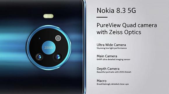 诺基亚发布首款5G手机 还复刻了经典功能机5310